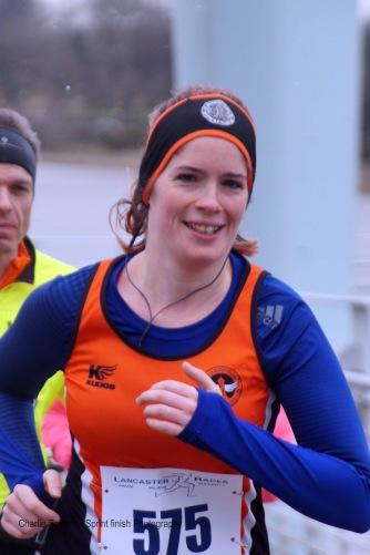 Kirsty Holland at Trimpell 20